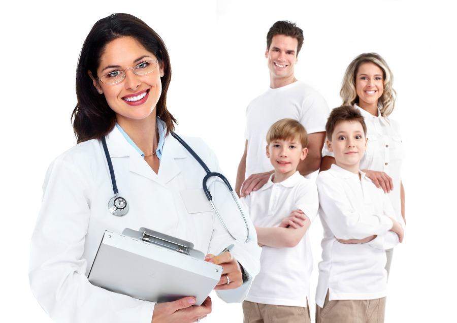 Вызов семейного врача на дом