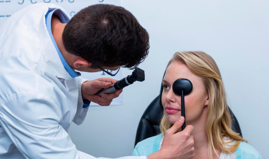 Вызов офтальмолога на дом в СПб